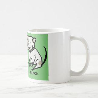 cody & chance classic white coffee mug