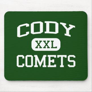 Cody - Comets - High School - Detroit Michigan Mouse Pad