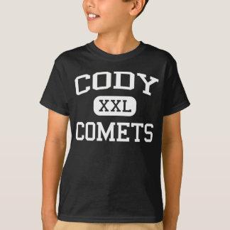 Cody - Comets - High School - Detroit Michigan T-Shirt