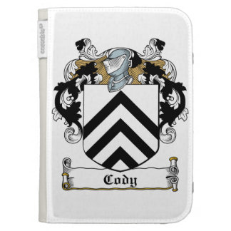 Cody Family Crest Kindle Keyboard Case