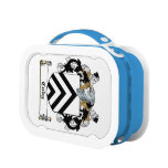 Cody Family Crest Lunch Boxes