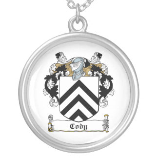 Cody Family Crest Necklace