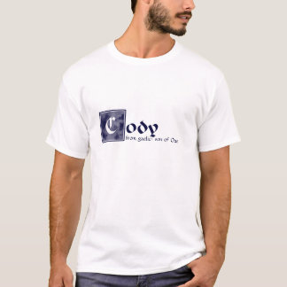 Cody, from gaelic: son of Otto T-Shirt