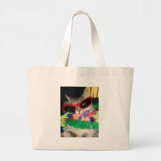 Cody has the Aloha Spirit! Tote Bags