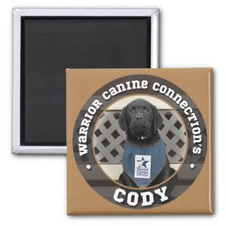 Cody magnet refrigerator magnets