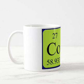 Cody periodic table name mug