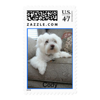 Cody Postage Stamp