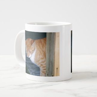 Cody the Cat Large Coffee Mug