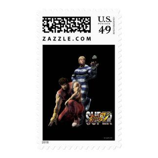 Cody Vs. Guy Stamps