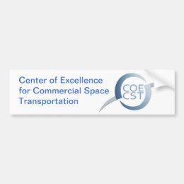 COE CST Bumper Sticker