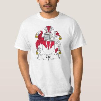 Coe Family Crest T-Shirt