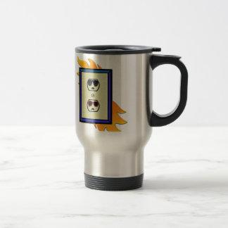 coed electric outlet travel mug