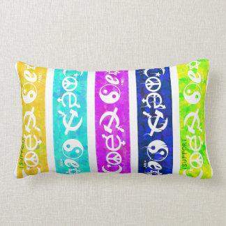 Coed Fun! Lumbar Pillow