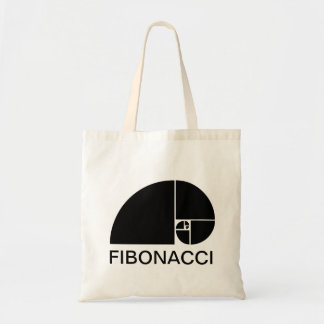 Coeficiente de oro, espiral de Fibonacci Bolsa Tela Barata