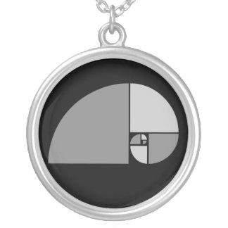 Coeficiente de oro, espiral de Fibonacci Grimpola