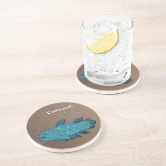 Coelacanth Drink Coaster