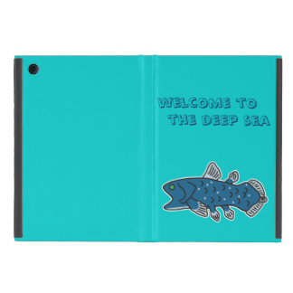 Coelacanth iPad Mini Case with No Kickstand
