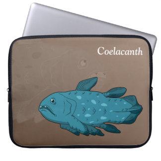 Coelacanth Laptop Sleeve