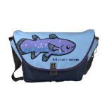 Coelacanth Messenger Bag