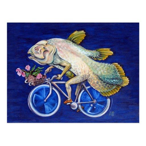 Coelacanth Postal