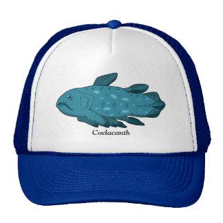 Coelacanth Print Trucker Hat
