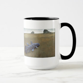 Coelacanth's World Mug