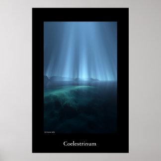 Coelestrinum Poster