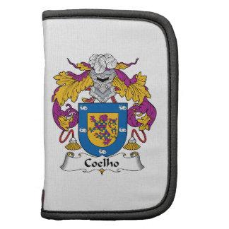 Coelho Family Crest Organizer