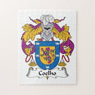 Coelho Family Crest Puzzles