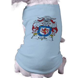 Coello Family Crest Shirt