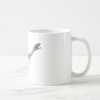 Coelophysis Dinosaur in Profile Coffee Mug