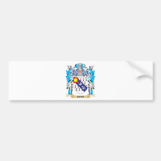 Coen Coat of Arms - Family Crest Bumper Stickers