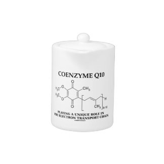 Coenzyme Q10 Unique Role Electron Transport Chain