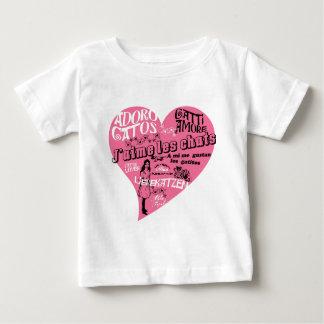 coeur infant tshirt