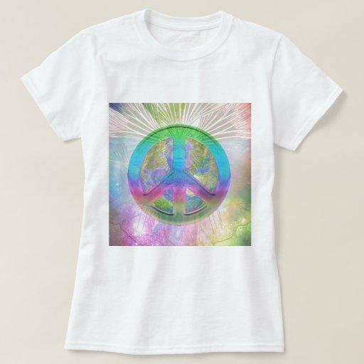 Coexist 2 tee shirt