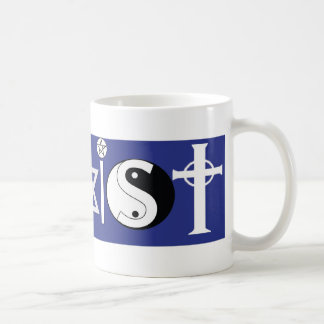 "Coexist Parody - ""Sexist"" Coffee Mug"