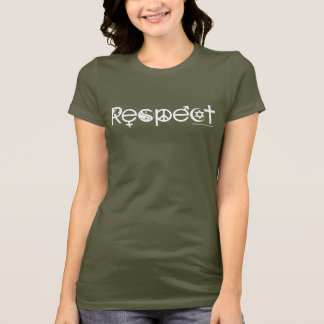 Coexist with Respect - Peace Kindness & Tolerance T-Shirt