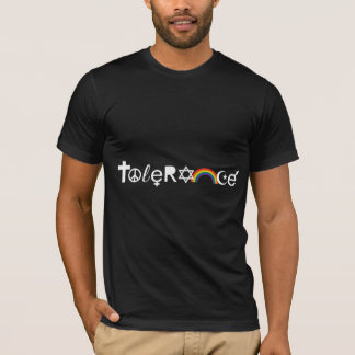 COEXIST WITH TOLERANCE T-Shirt