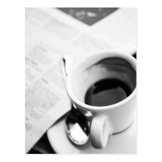 Cofee de París Tarjetas Postales
