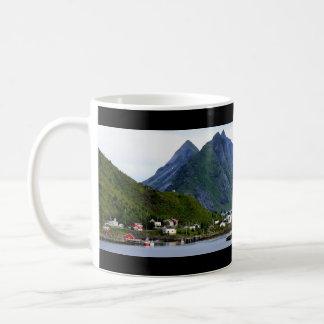 Coffe Mug: Mountains of Reine