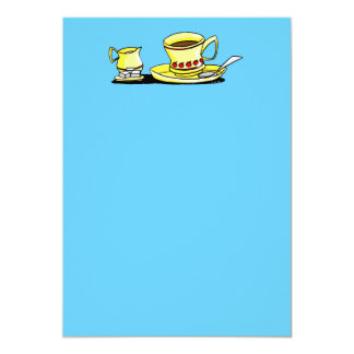 Coffe / Tea party Card