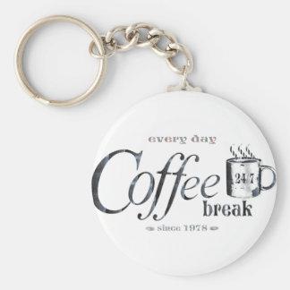 Coffebreak Keychain
