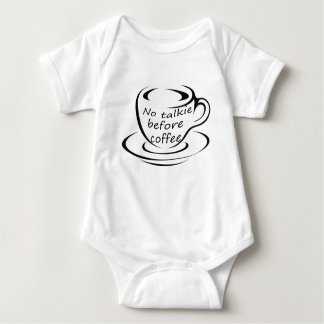 coffee22 baby bodysuit