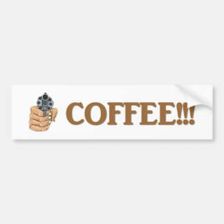coffee-03 bumper sticker