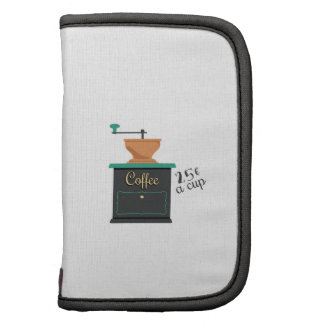 Coffee 25c a Cup Organizers