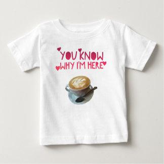 Coffee AA Anonymous Drunk Fellowship Baby T-Shirt