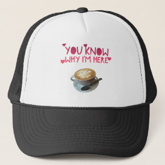 Coffee AA Anonymous Drunk Fellowship Trucker Hat