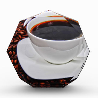 Coffee Acrylic Award