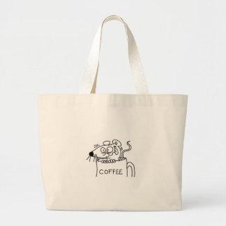 coffee addict bag
