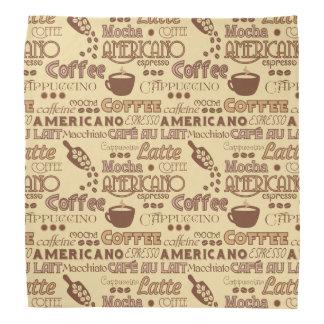 Coffee Addict Bandana